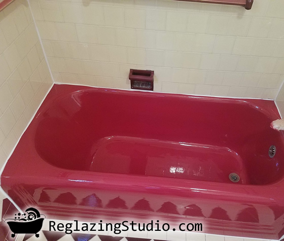 color refinishing bathtub services los angeles