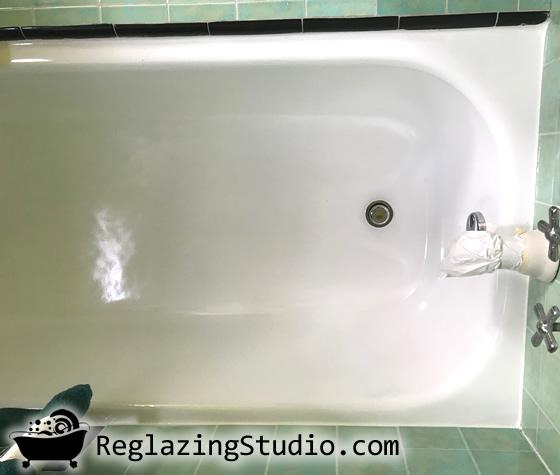Ceramic Bathroom Bathtub Reglazing Los Angeles