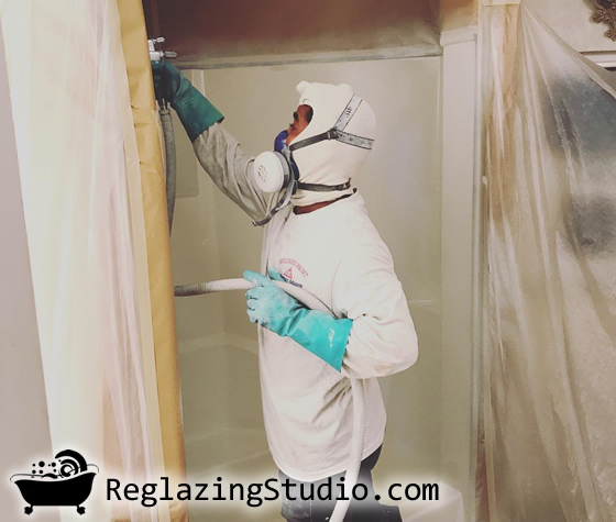 certificed bathroom kitchen refinishing los angeles